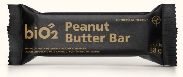 biO2 Peanut Butter Bar